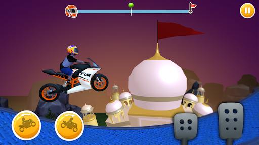 Cartoon Cycle Racing Game 3D screenshots 2