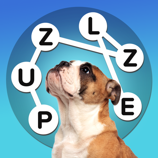 Puzzlescapes: Relaxing Word Puzzle & Spelling Game