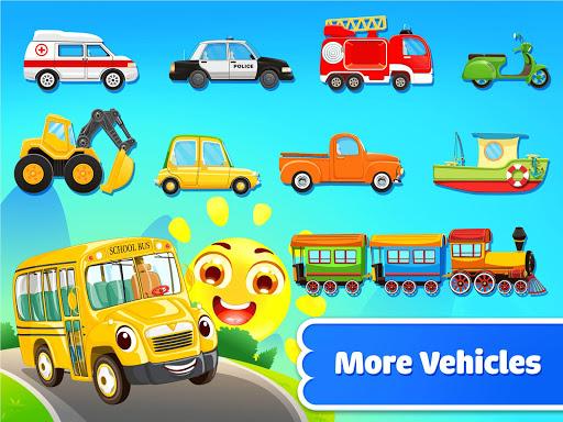 Cars for kids - Car sounds - Car builder & factory 1.3.4 screenshots 10