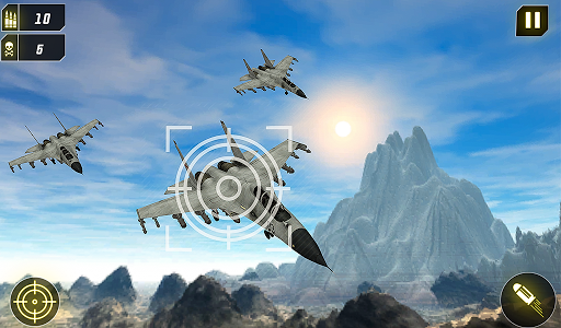 Military Missile Launcher:Sky Jet Warfare 1.0.8 screenshots 18