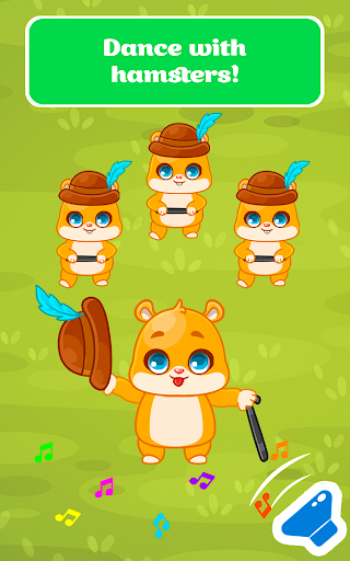 Babyphone - baby music games with Animals, Numbers 1.9.11 Screenshots 5