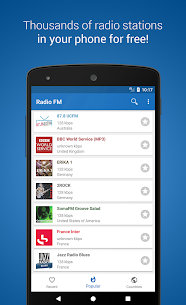 Radio FM Player Mod Apk- TuneFm 1.6.29 (Pro Features Unlocked) 1