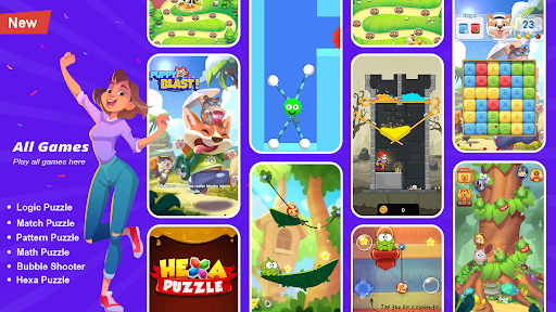 All Games, Puzzle Game, New Games Apkfinish screenshots 2