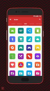Elta – Flat Style Icon Pack
