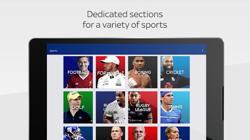 Sky Sports International 1.0.0 Screenshots 10