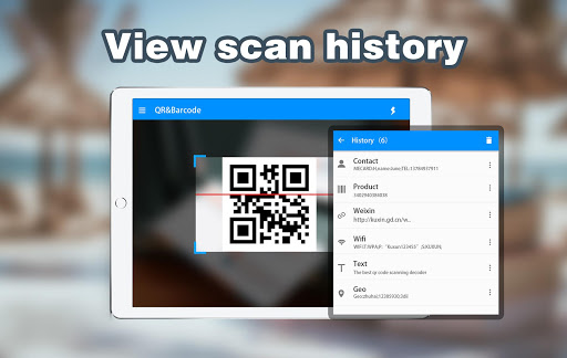 QR code & Barcode Scanner apktram screenshots 6