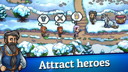 Hero Park 1.8.0 screenshots 1