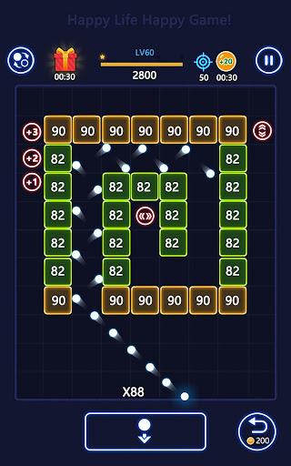 Brick Ball Fun-Crush blocks 3.3 screenshots 1
