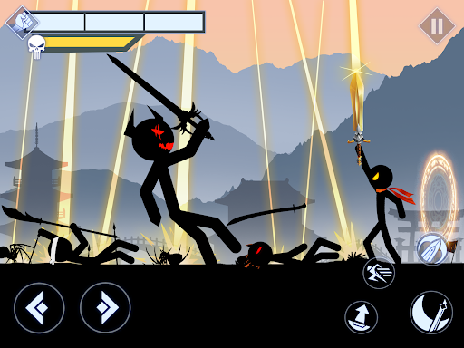 Supreme Stickman Shadow Legends: Sword Fight Games screenshots 1