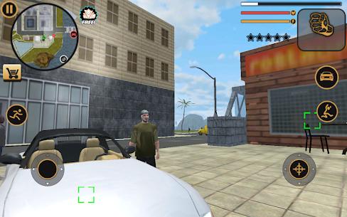 Miami crime simulator Mod Apk (Unlimited Upgrade Points) 7