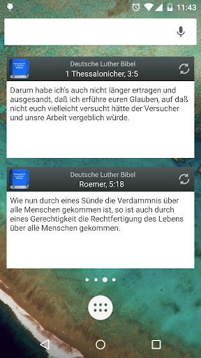 Deutsch Luther Bibel android2mod screenshots 8