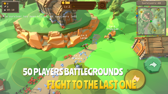 AXE.IO - Brutal Survival Battleground 1.6.3 screenshots 3