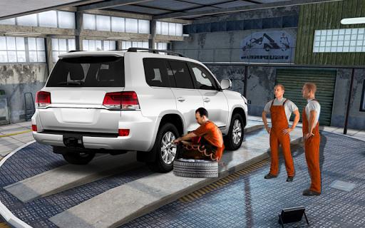 Prado Car Wash Service: Modern Car Wash Games screenshots 1