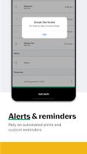 Justworks Hours (Formerly Boomr) screenshot thumbnail
