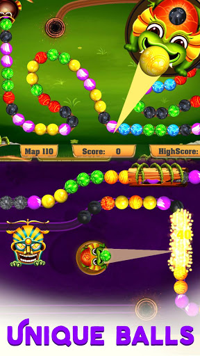 Marble Marble:Bubble pop game, Bubble shooter FREE 1.5.3 screenshots 5