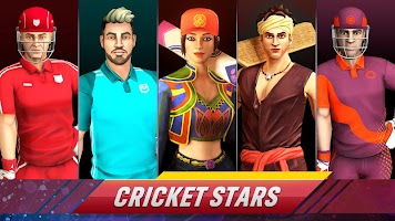 Cricket Clash Live - 3D Real Cricket Games
