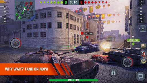World of Tanks Blitz PVP MMO 3D tank game for free 7.5.0.463 screenshots 10