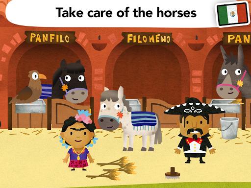 Fiete World - Creative dollhouse for kids 4+  screenshots 23