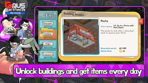 Gaus Electronics: The Puzzle 1.4.1601 screenshots 5