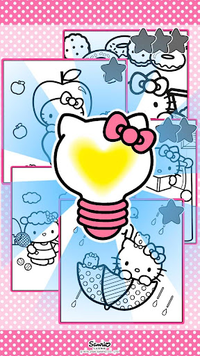 Hello Kitty Coloring Book 1.1.0 screenshots 4