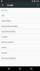 Google Settings 3