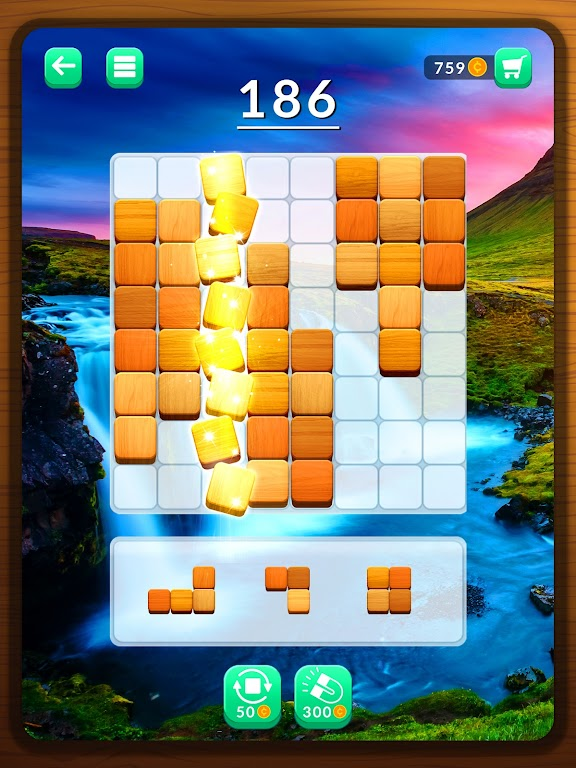 Blockscapes - Block Puzzle poster 9