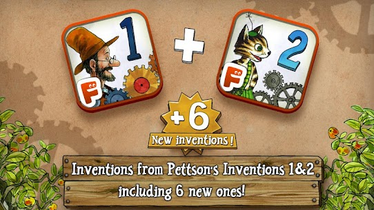 Pettson's Inventions Deluxe – Mod APK UNLOCKED 1