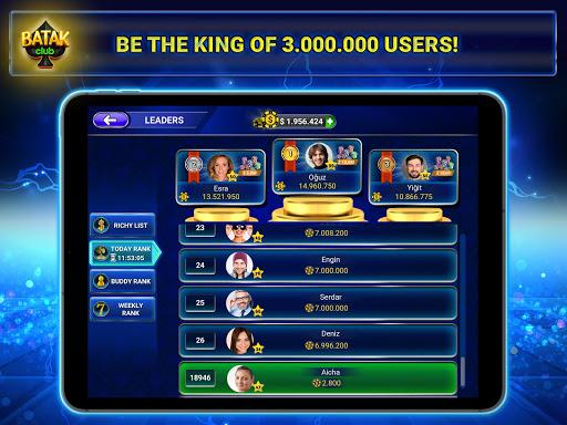 Batak Club - Online & Offline Spades Game 7.1.28 screenshots 11