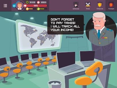 Hacker – tap smartphone tycoon MOD APK 2.1.0 (Unlimited Money) 9
