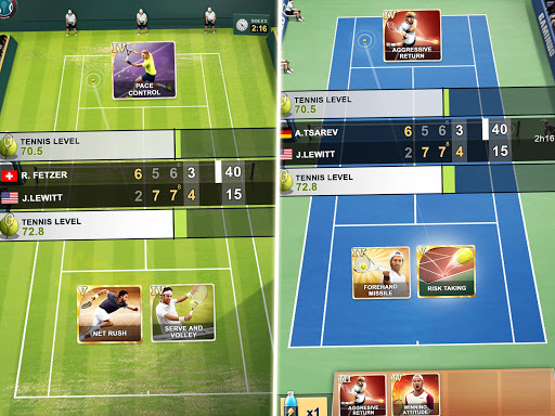 TOP SEED Tennis: Sports Management Simulation Game 2.47.1 screenshots 11