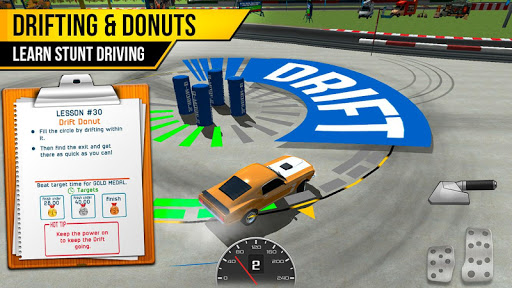 Race Driving License Test 2.1.2 screenshots 17
