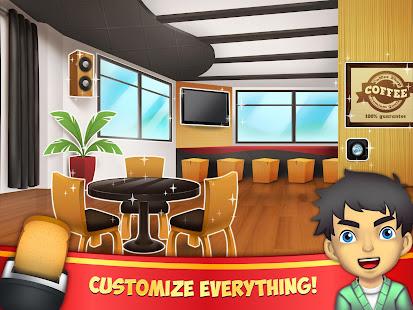 My CoffeeShop-喫茶店管理ゲーム