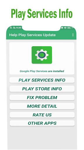Play Services Errors Help 2021-Fix Play Store Info 1.0.2 screenshots 5