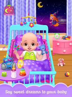 Sweet Baby Care Games & Dress Up Games