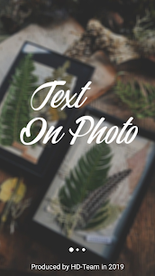 How To Use Text on photo  For Your Pc – Windows and Mac 1