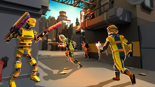 Call of Guns: FPS Multiplayer Online 3D Guns Game Apkfinish screenshots 5