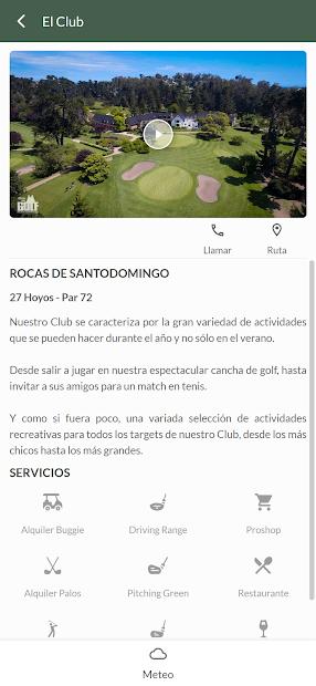 Golf Rocas screenshot 1