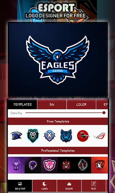 Logo Esport Maker | Create Gaming Logo Maker screenshot 12