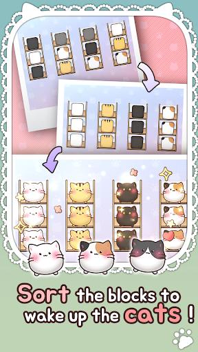 Sort the Cats - Ball Sort Game  screenshots 2