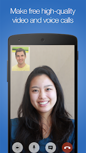 imo free HD video calls and chat Screenshot