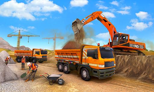 Utility Construction Machines: Construction City 1.4.3 screenshots 1