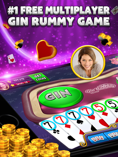 Gin Rummy Plus 7.12.2 screenshots 2