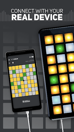 SUPER PADS LIGHTS - Your DJ app  Screenshots 4