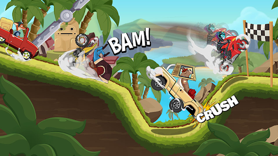 Nonstop Hill Racing: Funny For Pc   How To Install  (Free Download Windows & Mac) 2