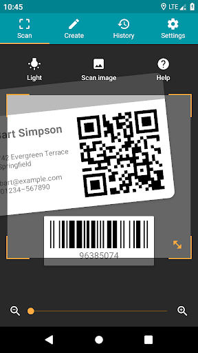 Download APK: QR & Barcode Reader (Pro) v2.7.1-P [Paid][Purged]