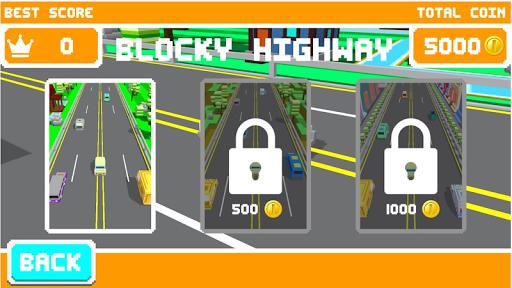 blocky highway screenshot 1