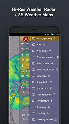 Windy.com - 風、波とハリケーン予測のおすすめ画像5