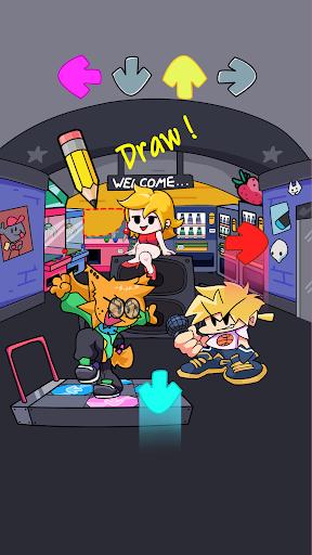FNF Draw Puzzle Apkfinish screenshots 5