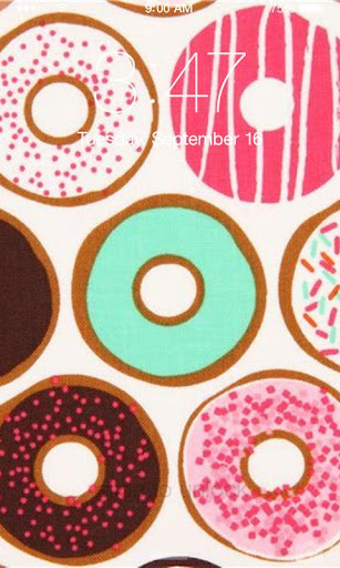 Donut Wallpaper For PC Windows (7, 8, 10, 10X) & Mac Computer Image Number- 8