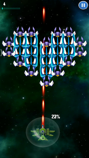 Galaxy Invader: Space Shooting 2.5 screenshots 5